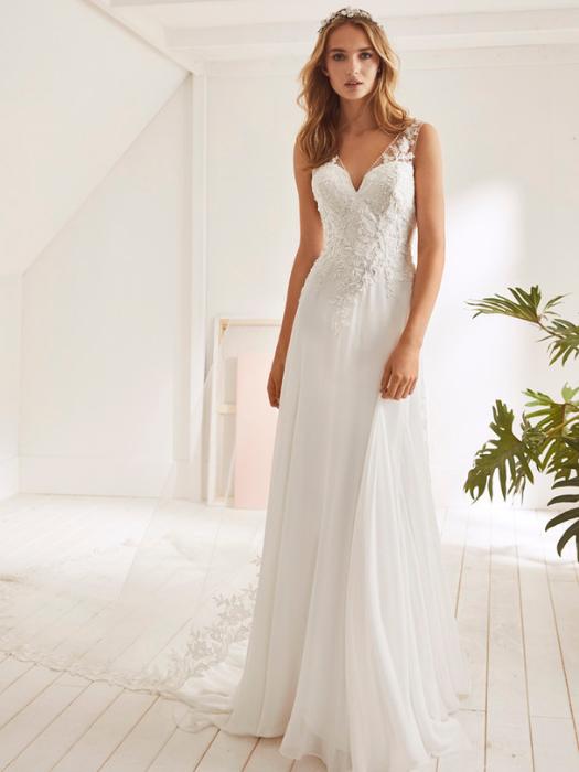 d5328411a47 PATRICK WHITE ONE – OSANE – VESTIDO DE NOVIA – WEDDINGLAND BARCELONA –  Vestidos
