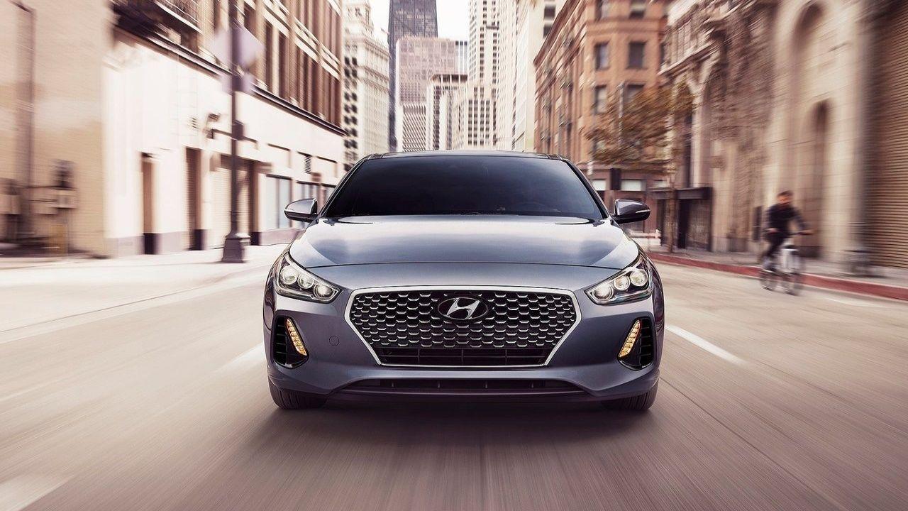 NEW! 2018 Hyundai Elantra GT http