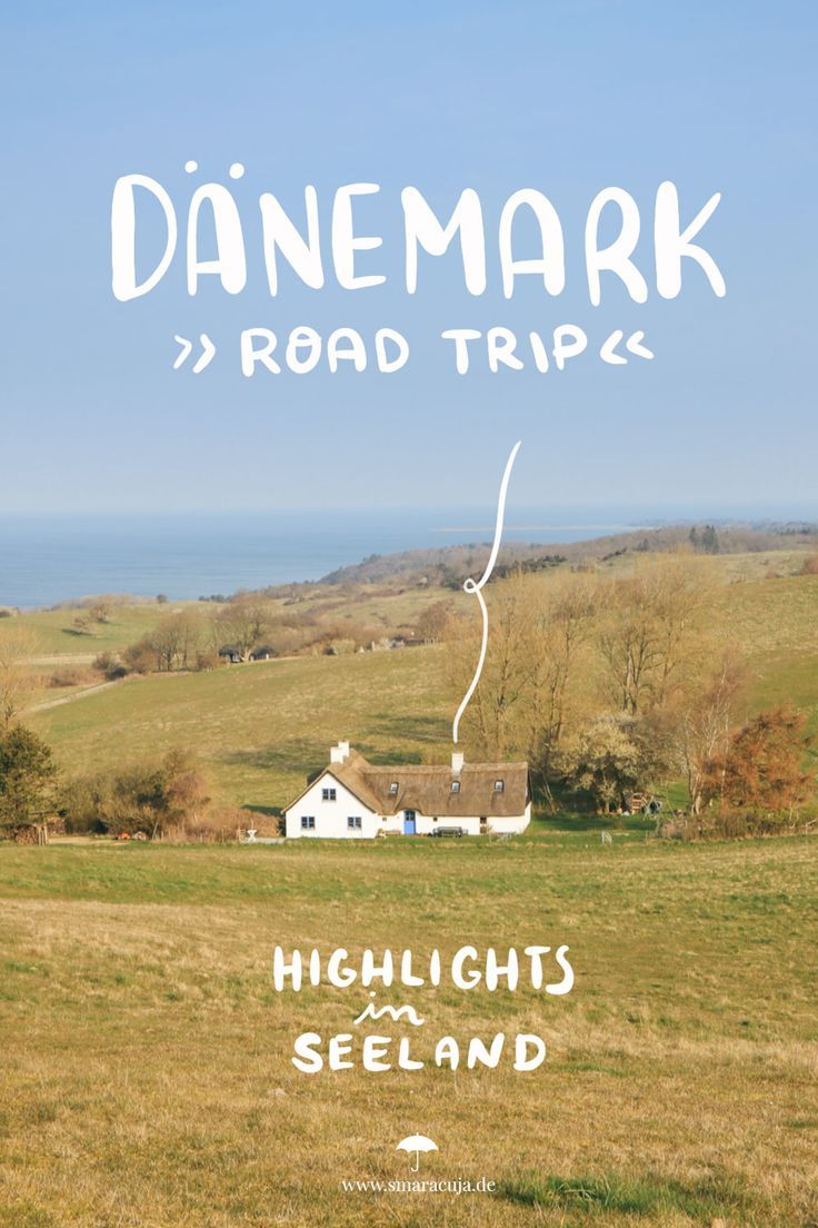 Roadtrip Diaries - Unsere Route durch den Süden Dänemarks #futuretravel
