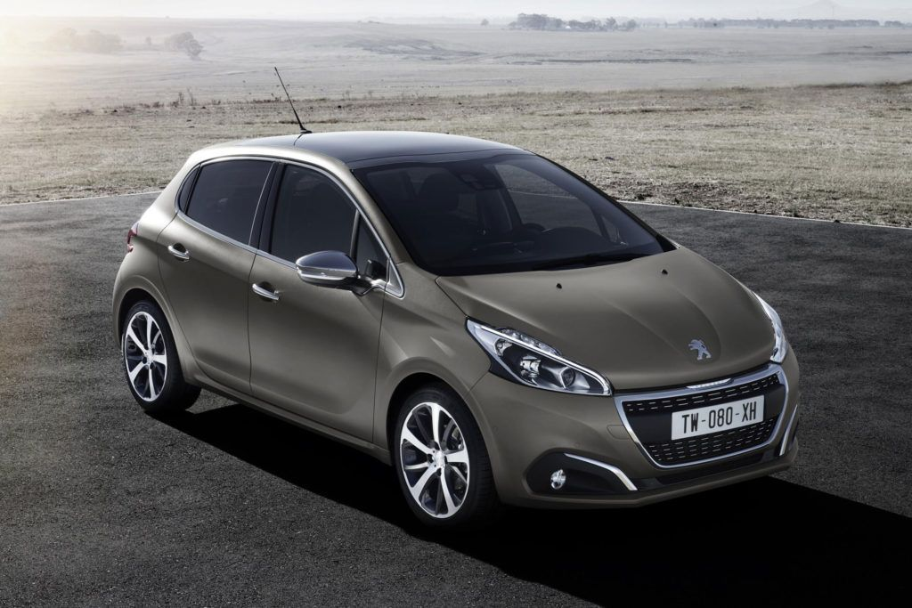 2018 Peugeot 208 Allure Premium Release Date and Price | uscarsnews ...