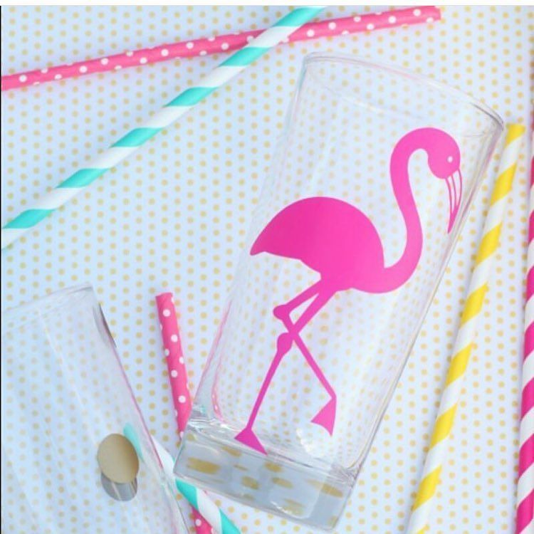 I want to be invited to @giggles_galore party! I love #flamingos ...