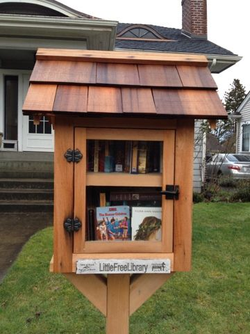 Pin By Finnbell On Diy Little Free Libraries Little