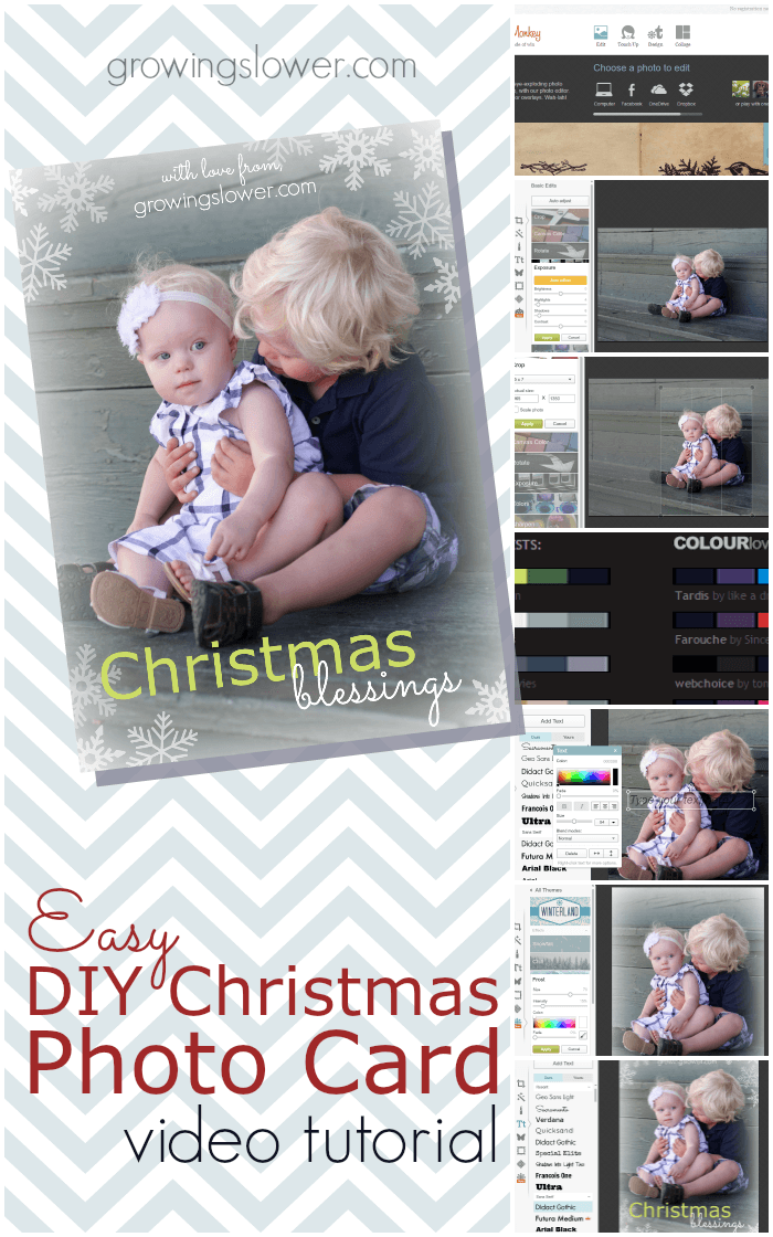make christmas cards free online