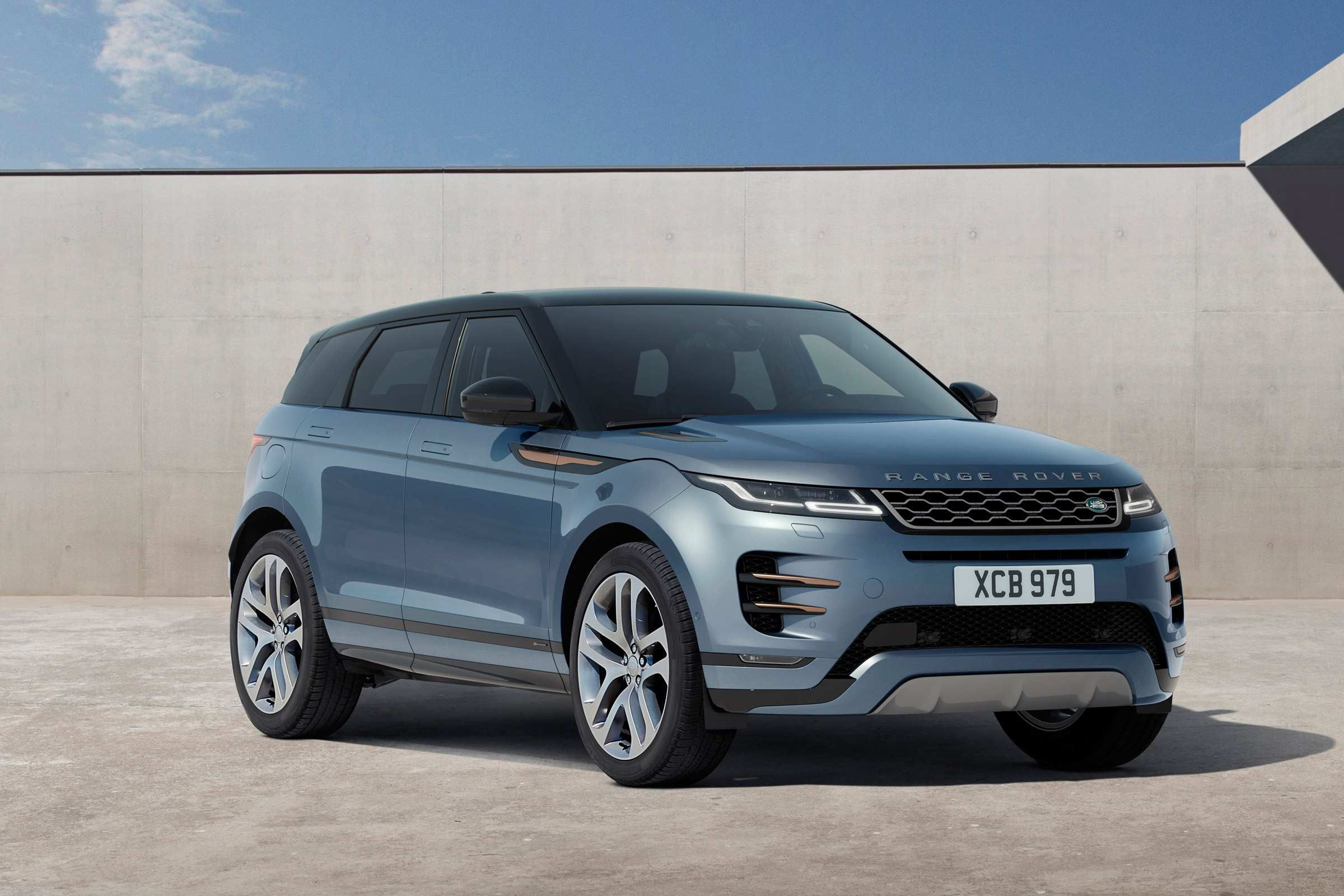 2020 Range Rover Evoque Xl Redesign and Review
