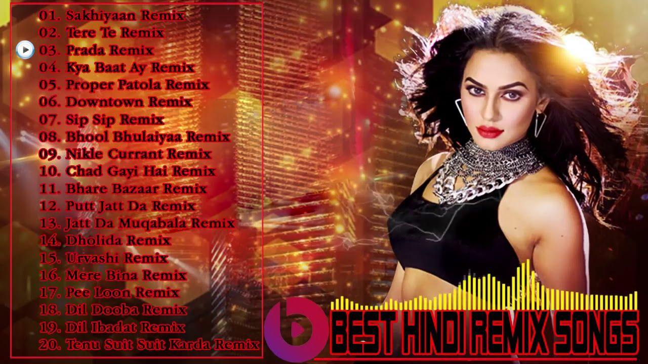 Best Bollywood Nonstop Remix dj nonstop songs 2019