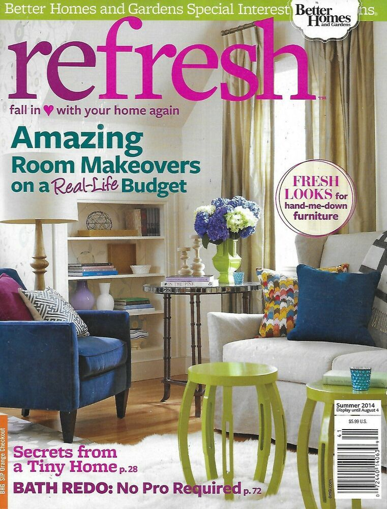 3026757aafe97c2cd88a1ef1a0f854d7 - Refresh Magazine Better Homes And Gardens