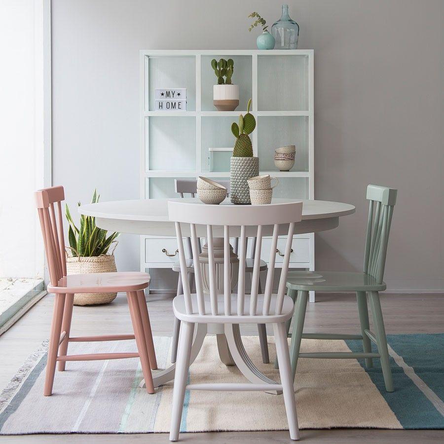 Affal mesa redonda for Mesa cocina cuadrada