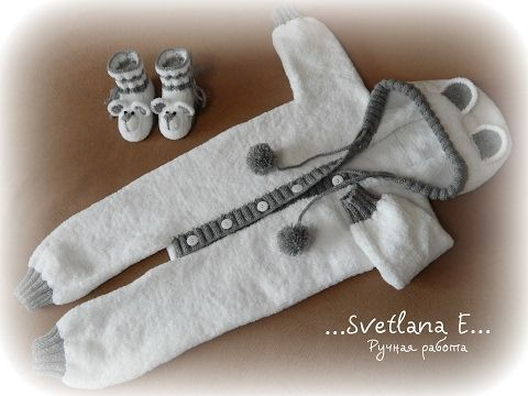 комбинезон для малыша 0 6 месяцев крючком часть 1 Jumpsuit For