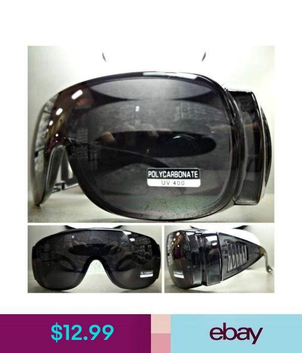 Sunglasses & Fashion Eyewear Wrap Around Driving Safety