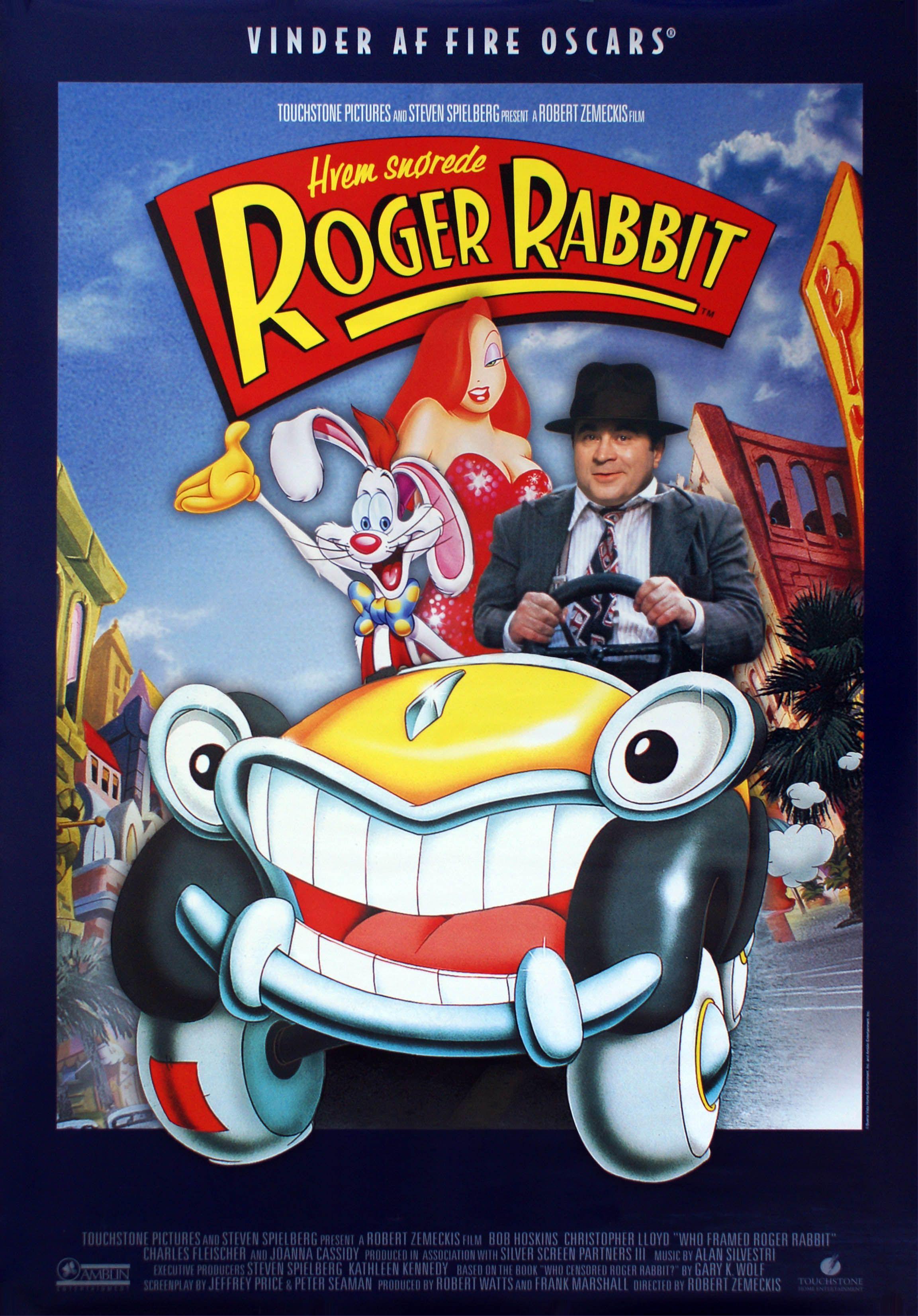 Groß Falsches Spiel Mit Roger Rabbit Buch Bilder ...