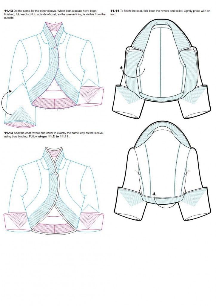 Aciklamalar-8 | tipologia nomenclatura | Pinterest | Costura ...