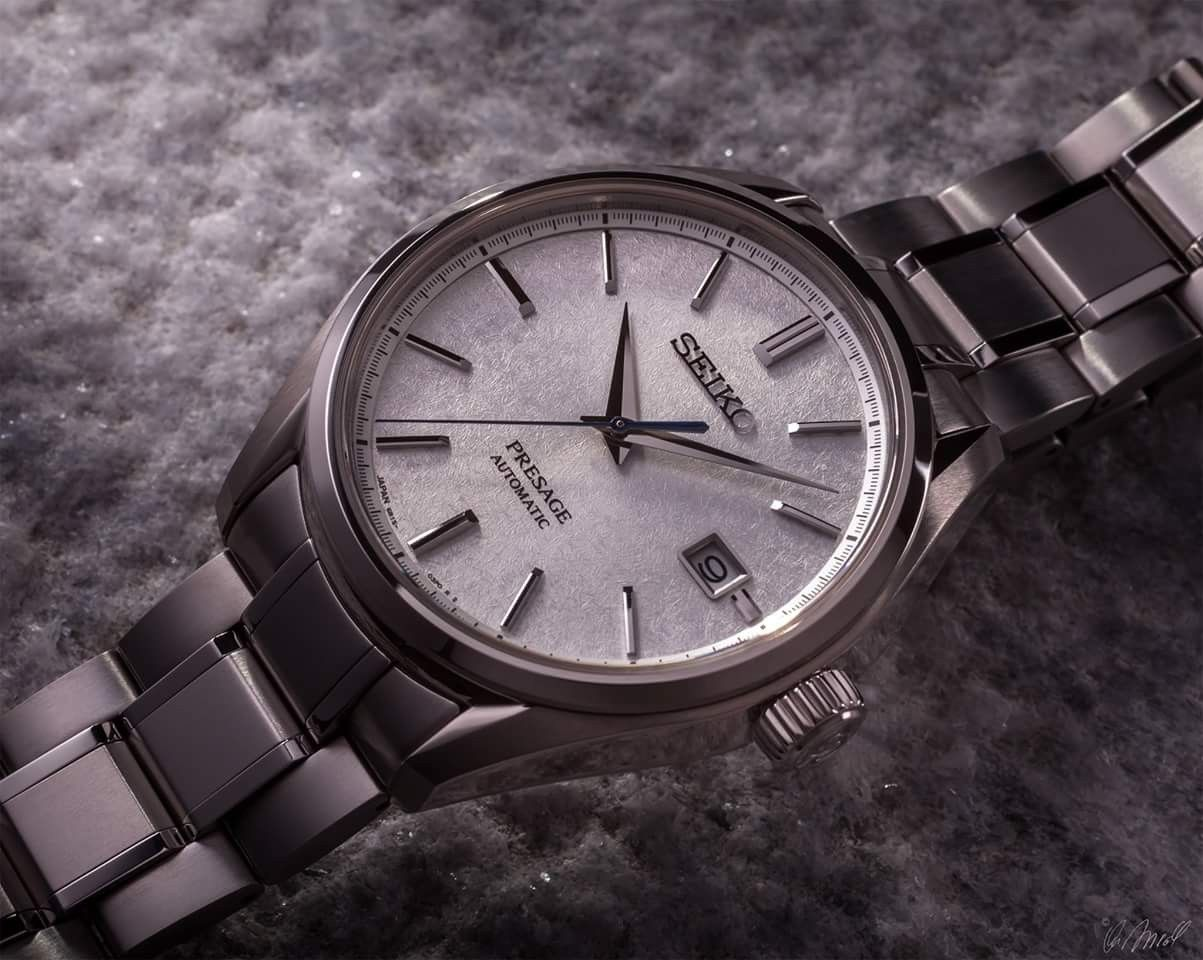 official photos 1c951 aeaf3 Seiko SARX055 | ceasuri in 2019 | Seiko, Bracelet watch, Watches