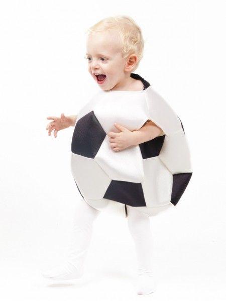 Disfraz Balón de Fútbol Niños Futbol bee4e74a0fbbf
