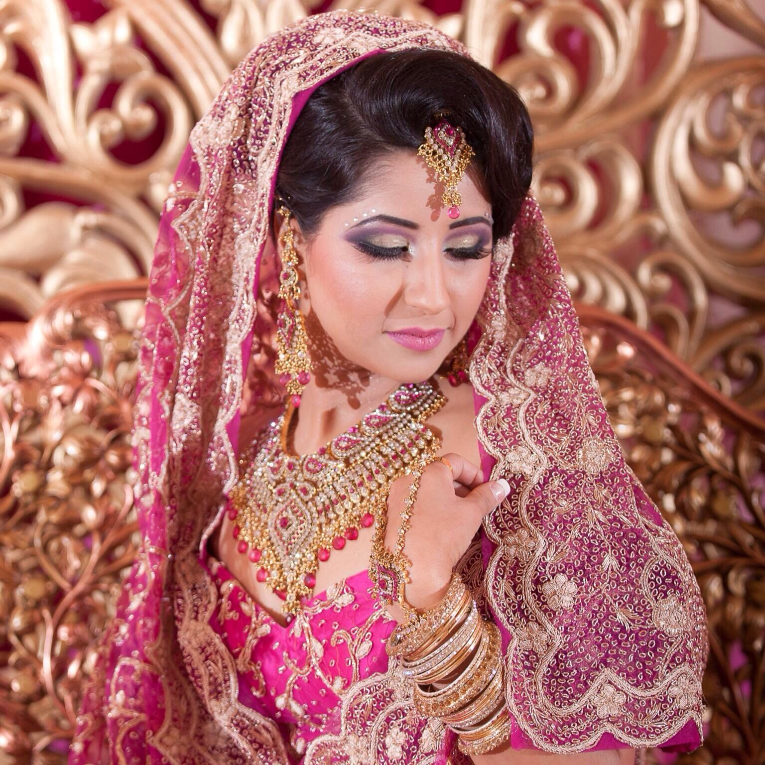 Bollywood Classic Indian Bride- henna night | South Asian Events ...