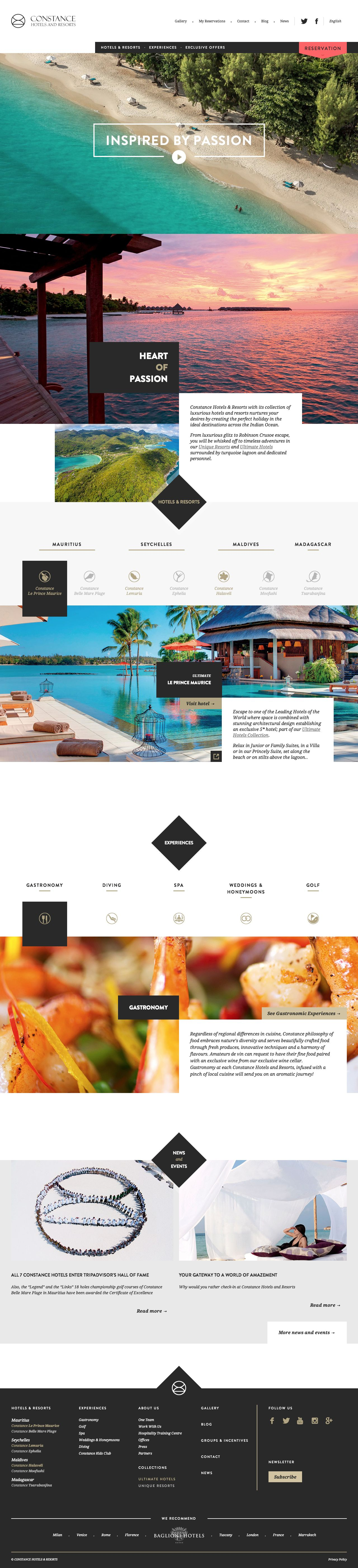 Are These The Best 12 Hotel Website Designs In 2015 Hotel Website Design Web Development Design Website Design