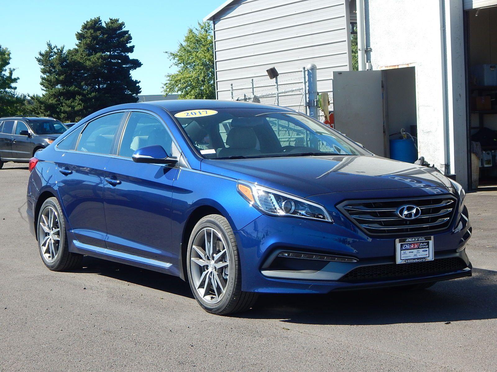 Hyundai Sonata Sport Sedan Sonata Sport