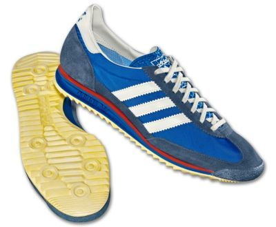 The all original, ever iconic adidas SL 72 is back. First