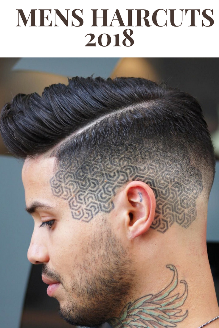 Men haircuts 2018 top  awesome mens haircuts  created by the worlds best