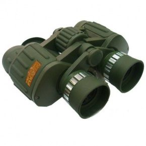 Night Vision 8*42 Compact Handheld Outdoor Travel Rubber HD Optical Binoculars