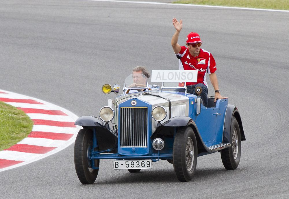 #Historia del Automóvil: comienzos de Fernando Alonso #SeguroDeCoche #Seguros #SeguroDeAutomovil #Segurauto #Segurnautas #Automovil
