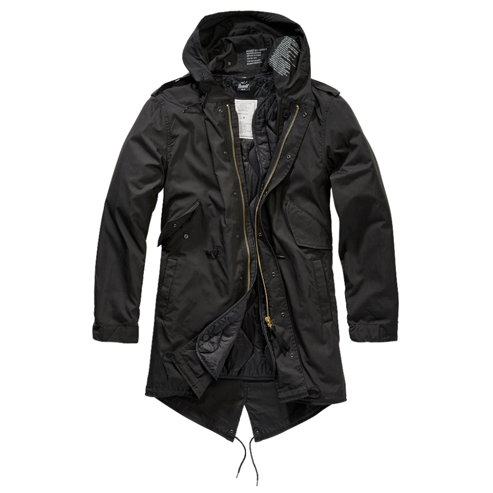 Photo of M51 Fishtail Parka