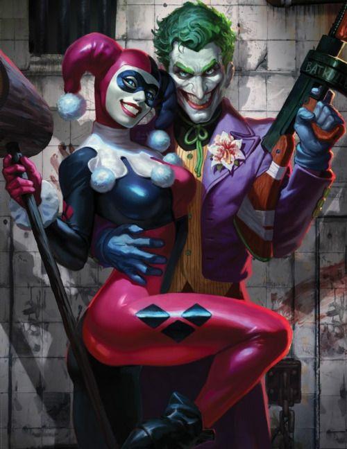 Pin on Джокер/Харли/Joker/Harley Quinn