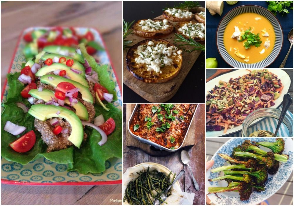 LCHF vegetar - kan man det? LCHF inspiration uden kød