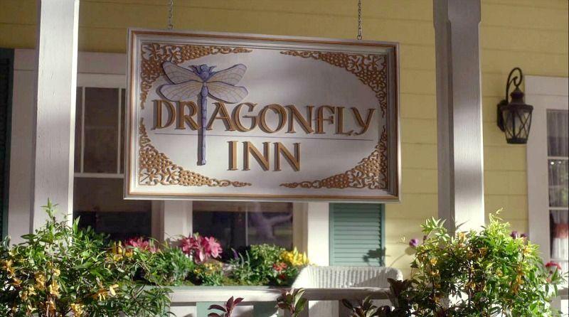 Dragonfly Inn Gilmore S Exterior