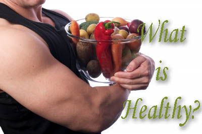 What is Healthy? - REACH for it!
