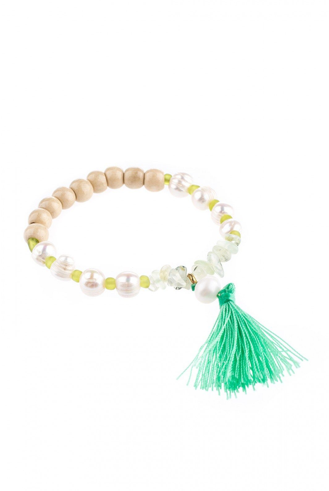 Type 1 Green And Gleeful Bracelet - New Arrivals
