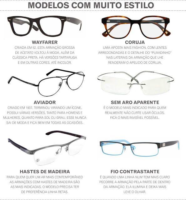 fdaf838eaa410 Óculos de grau masculino   Look - Masculino em 2019   Pinterest ...