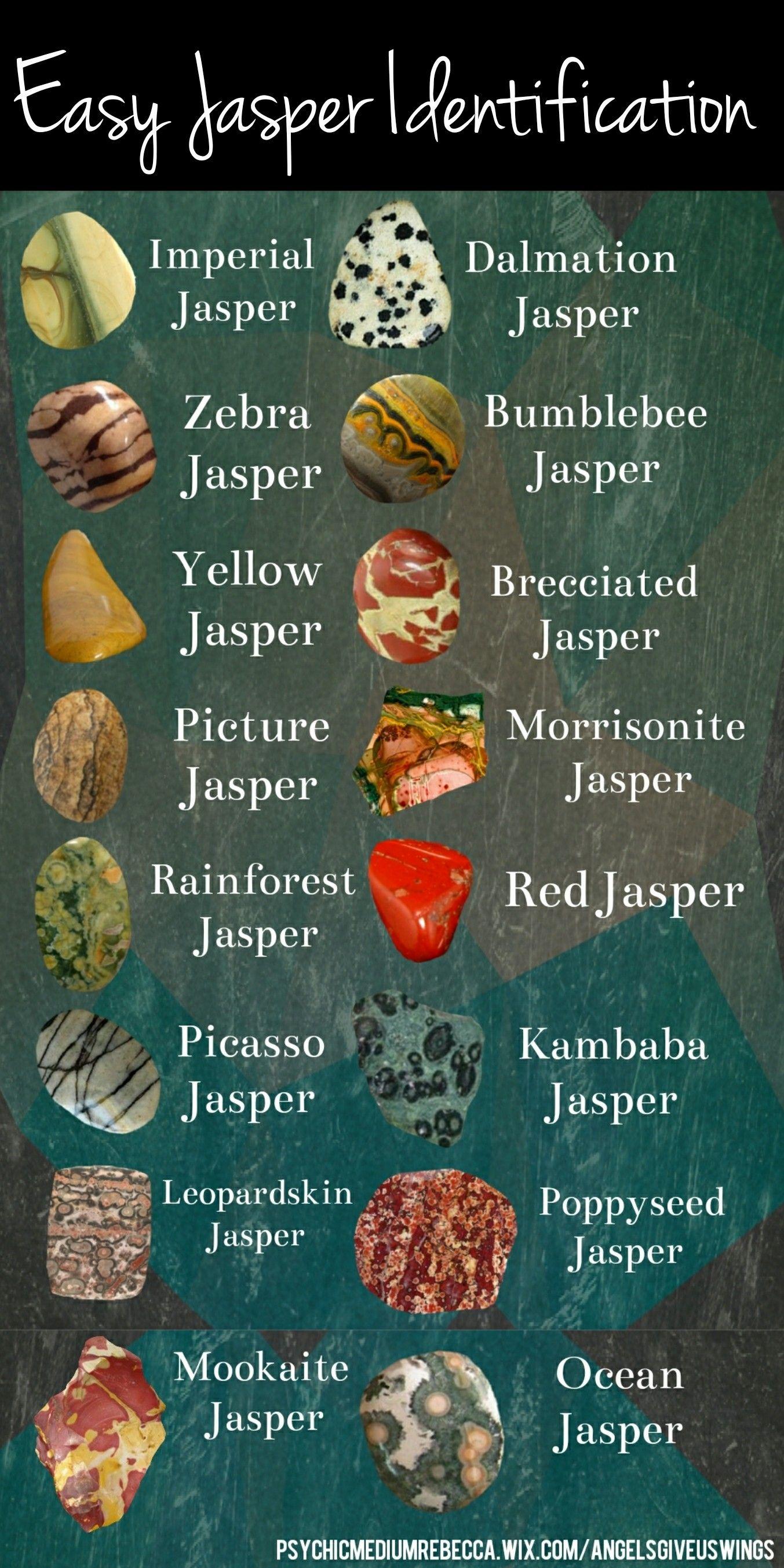 Jasper Stone Identification Gemstones Amp Minerals