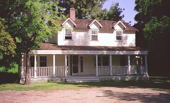This is the Walton\'s house - which has been my \