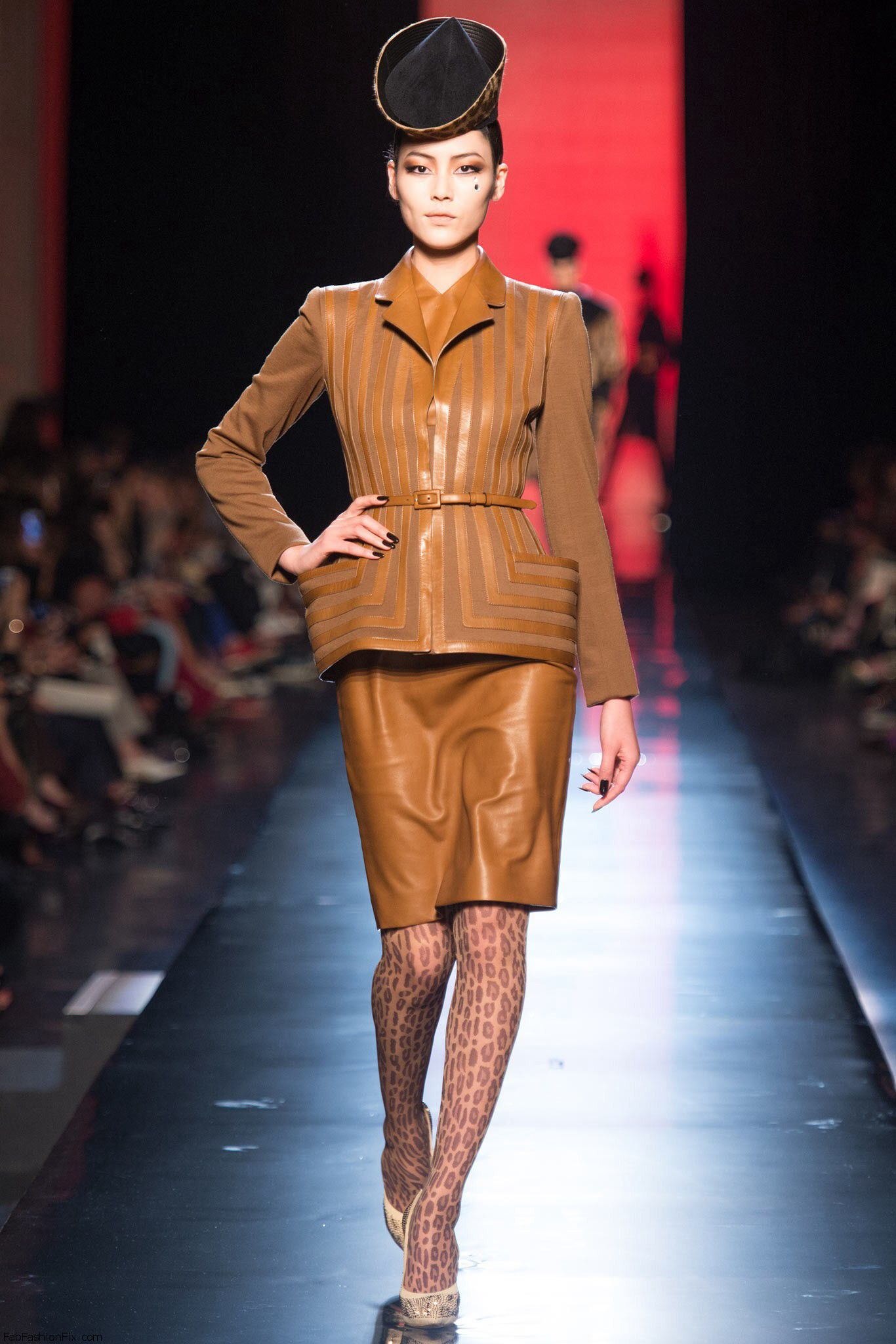 @JeanPaulGaultier Houte Couture  F/W 2013 - 14 Collection
