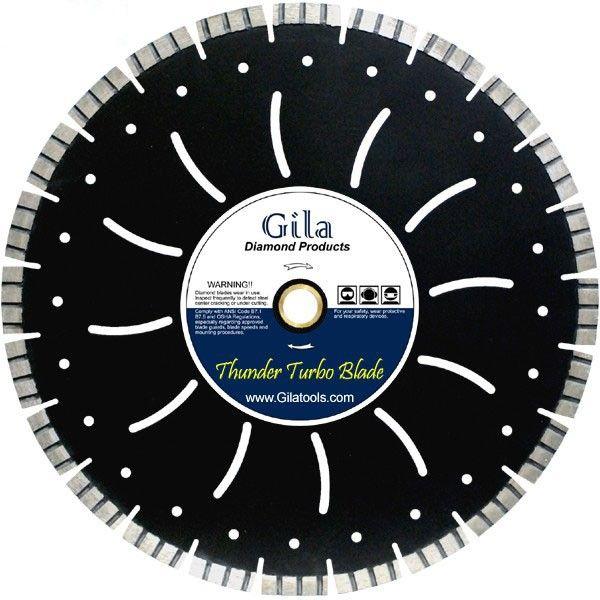 Wide Turbo Rim Blades  Weld Type: Hot Pressed Castellated