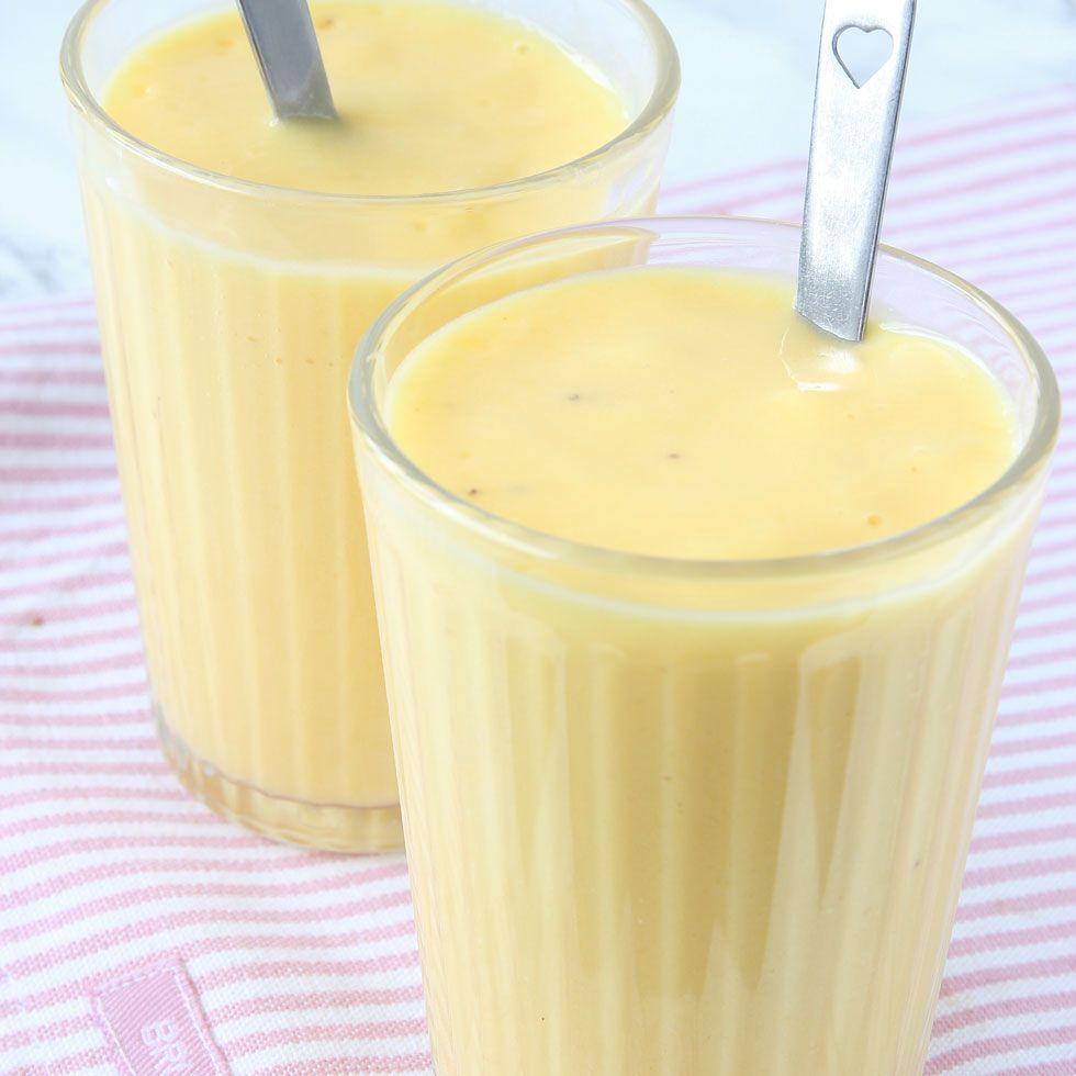 smoothie mango banan