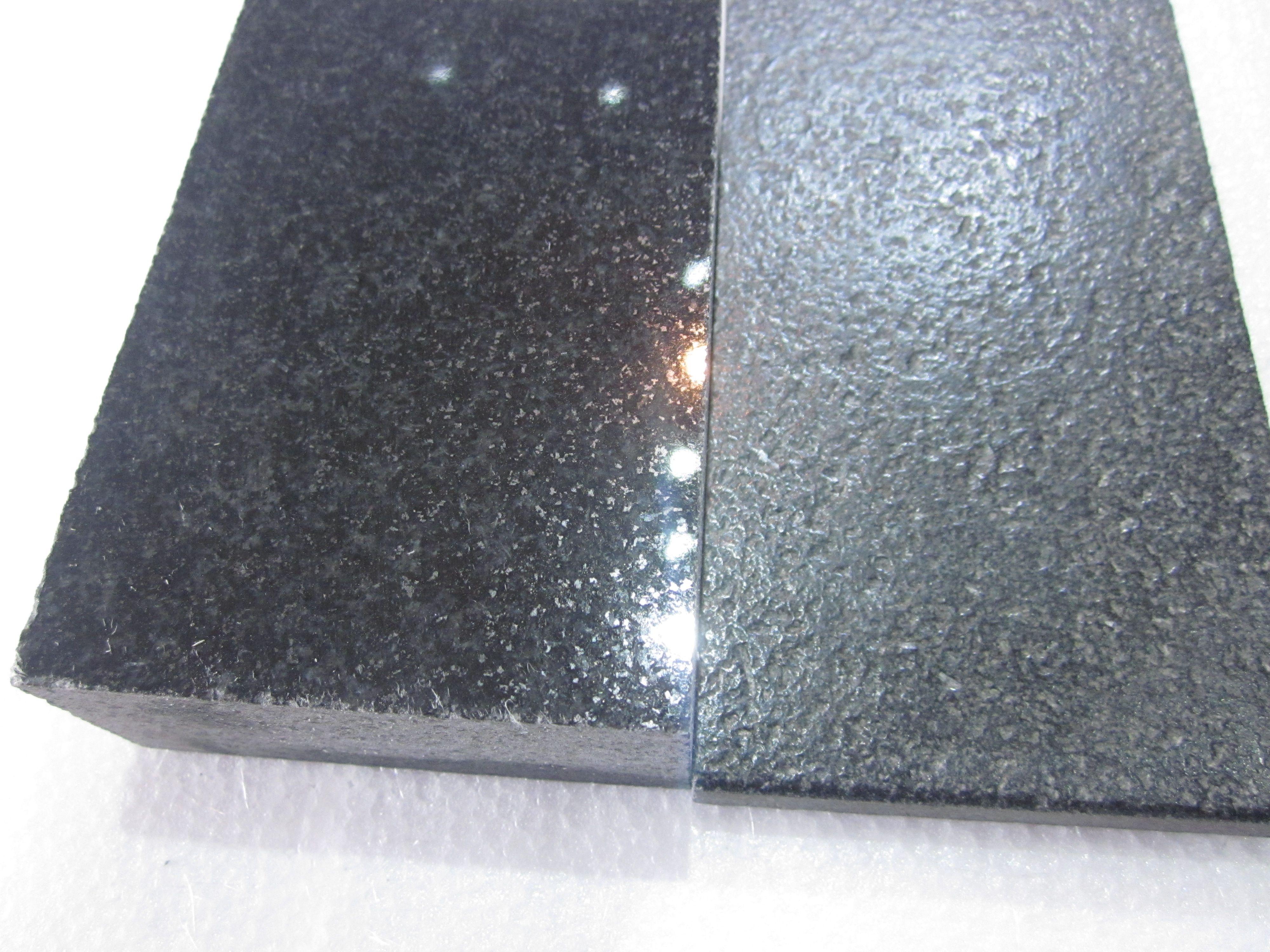 Black Leather Granite : Black leathered granite countertops google search