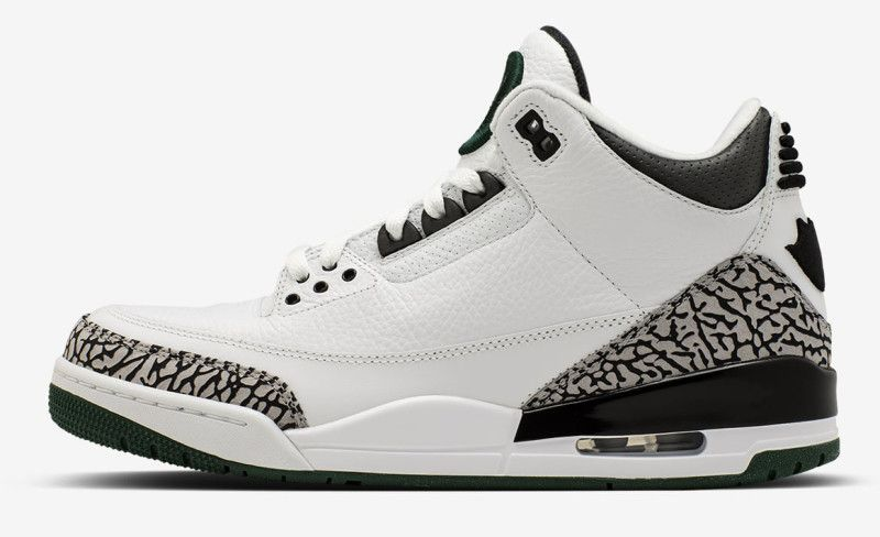 buy online 0151a d1aa5 Oregon Ducks Air Jordan 3 - Oregon Ducks Air Jordans   Sole Collector