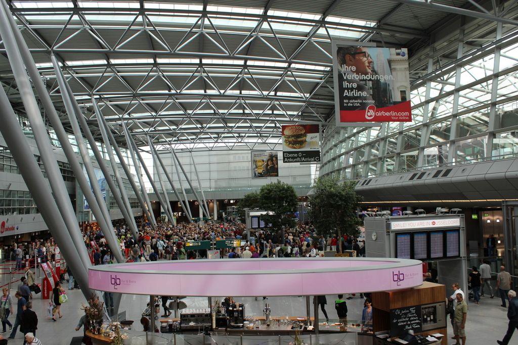Flughafen Düsseldorf Tipps rund um dem Airport in 2019
