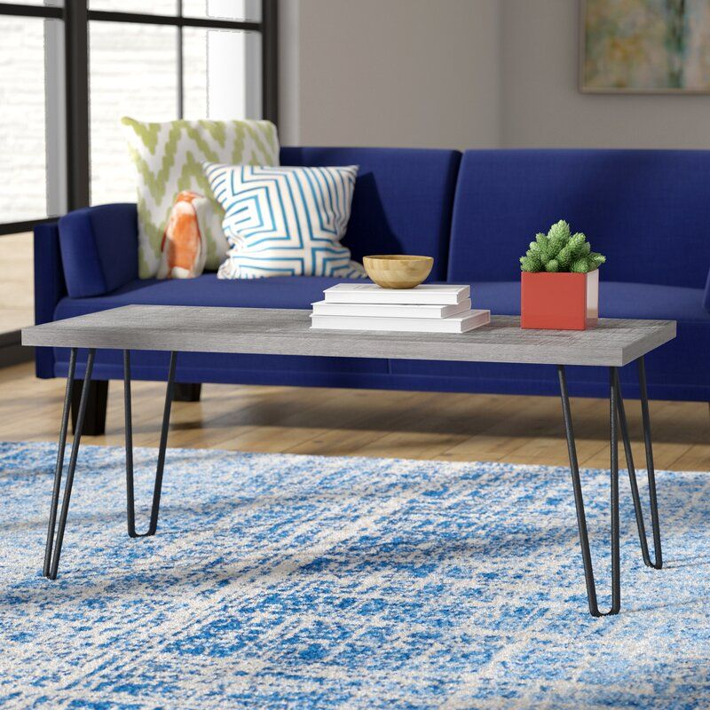 Zipcode Design Folkston Coffee Table Reviews Wayfair In 2020 Coffee Table Farmhouse Coffee Table Coffee Table Rectangle