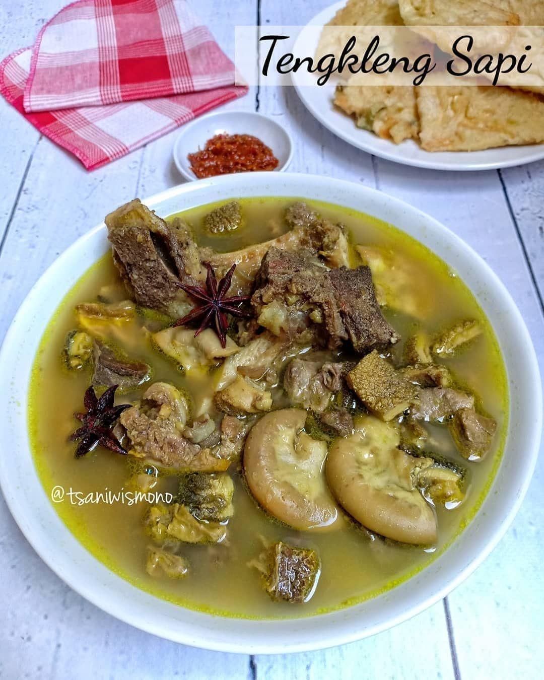 Tengkleng Sapi : tengkleng, TENGKLENG, @tsaniwismono, Source, Xanderskitchen, Bahan, Tulangan, Jeroan, Batang, Cooking, Meat,, Recipes,, Recipies