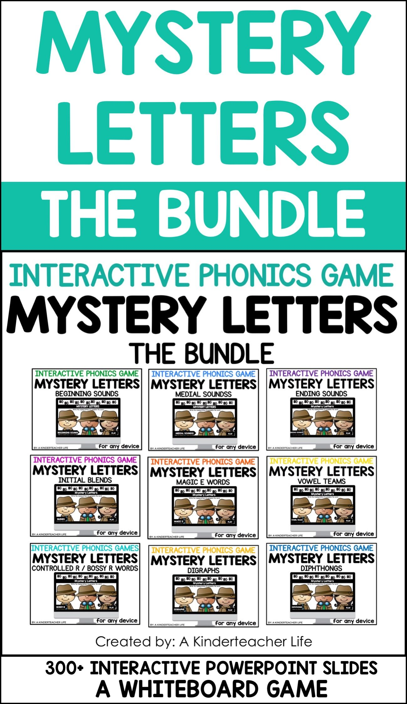Mystery Letters