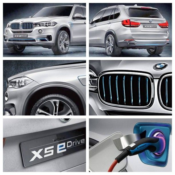 The robust power of the BMW X5 combined with the implicit efficiency of the BMW electric motor!!!! Introducing he BMW Concept X5 eDrive!!! #rallyebmw #bmw #conceptcars #conceptBMW #ConceptX5 #eDrive #electriccars #electrichybrid #theultimatedrivemachine #allnew #newmodel