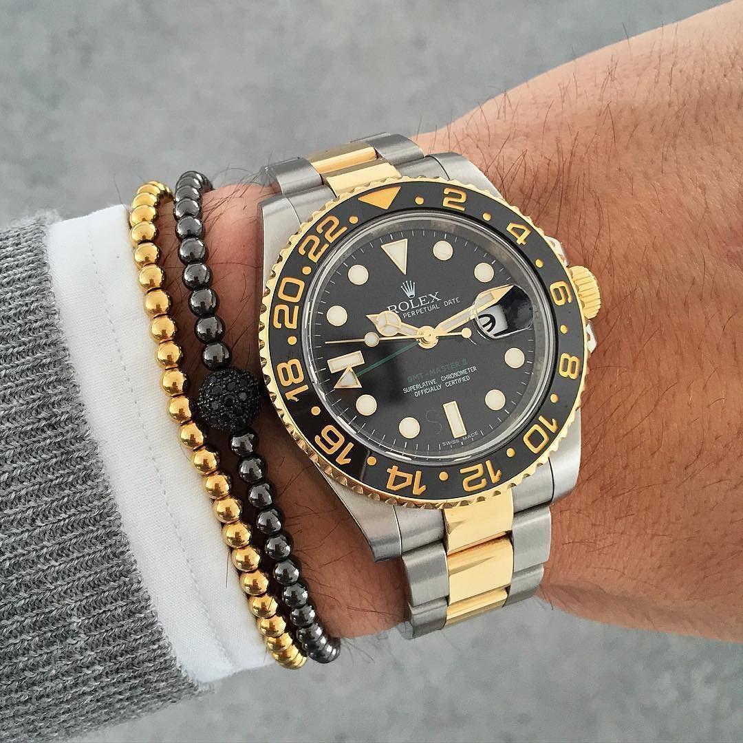 Our premium yellow gold ball macrame bracelet and diamond ball