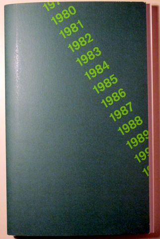 GRAPHICS OF THE 80s. FEDERAL REPUBLIC OF GERMANY - Stuttgart 1991 - Ilustrado - Llibres del Mirall