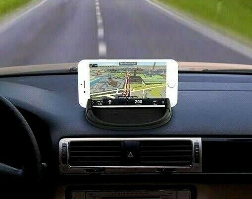 ideal navigation car phone holder mount anti slip silicone desk rh pinterest com