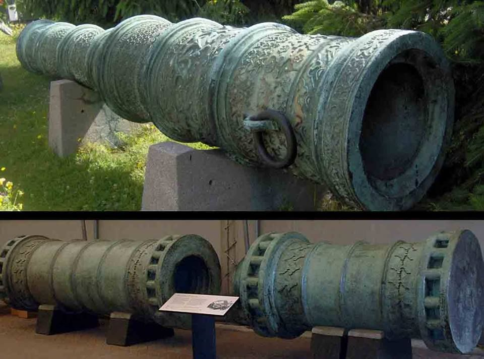 Ottoman Cannon Ball الدولة العلية العثمانية Ottoman Empire