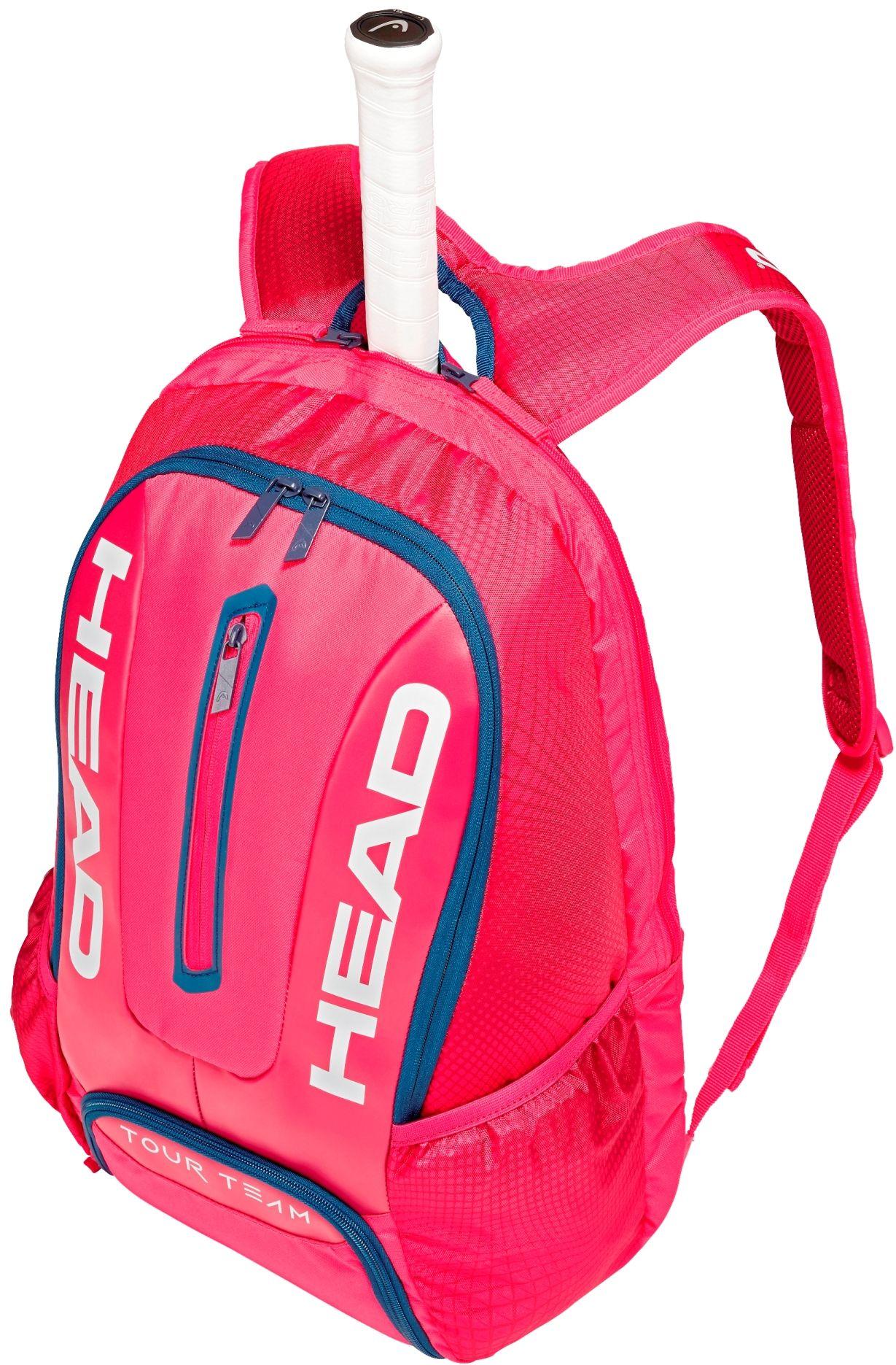 Head Tour Team Tennis Backpack Raspberry Navy 39 95 Tennis Backpack Tennis Bags Tennis Bags Backpacks