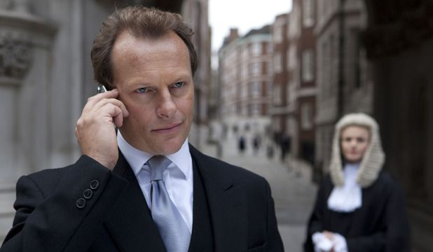 Neil Stuke as legal drama Silk's Billy Lamb. | Actor, Celebrity ...