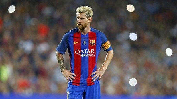 ميسي ثانيا في مسابقة الكرة الذهبية 2016 توب سوكر Lionel Messi Messi Leo Messi